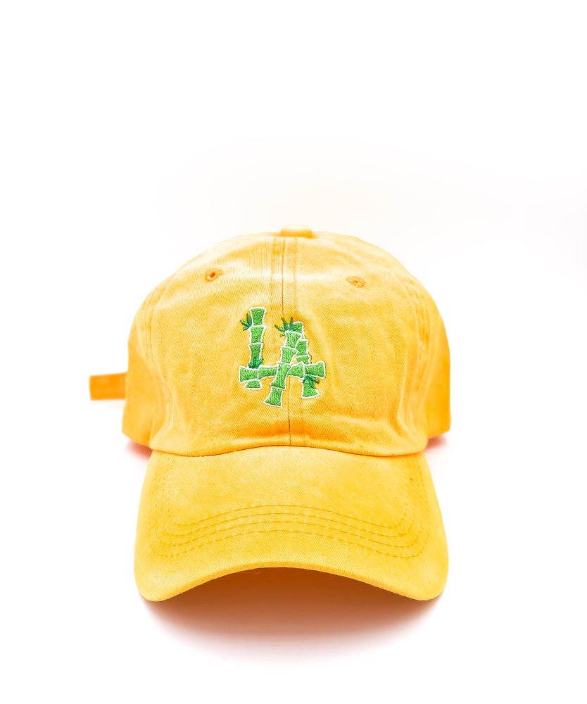 Image of LA BAMBOO DAD HAT