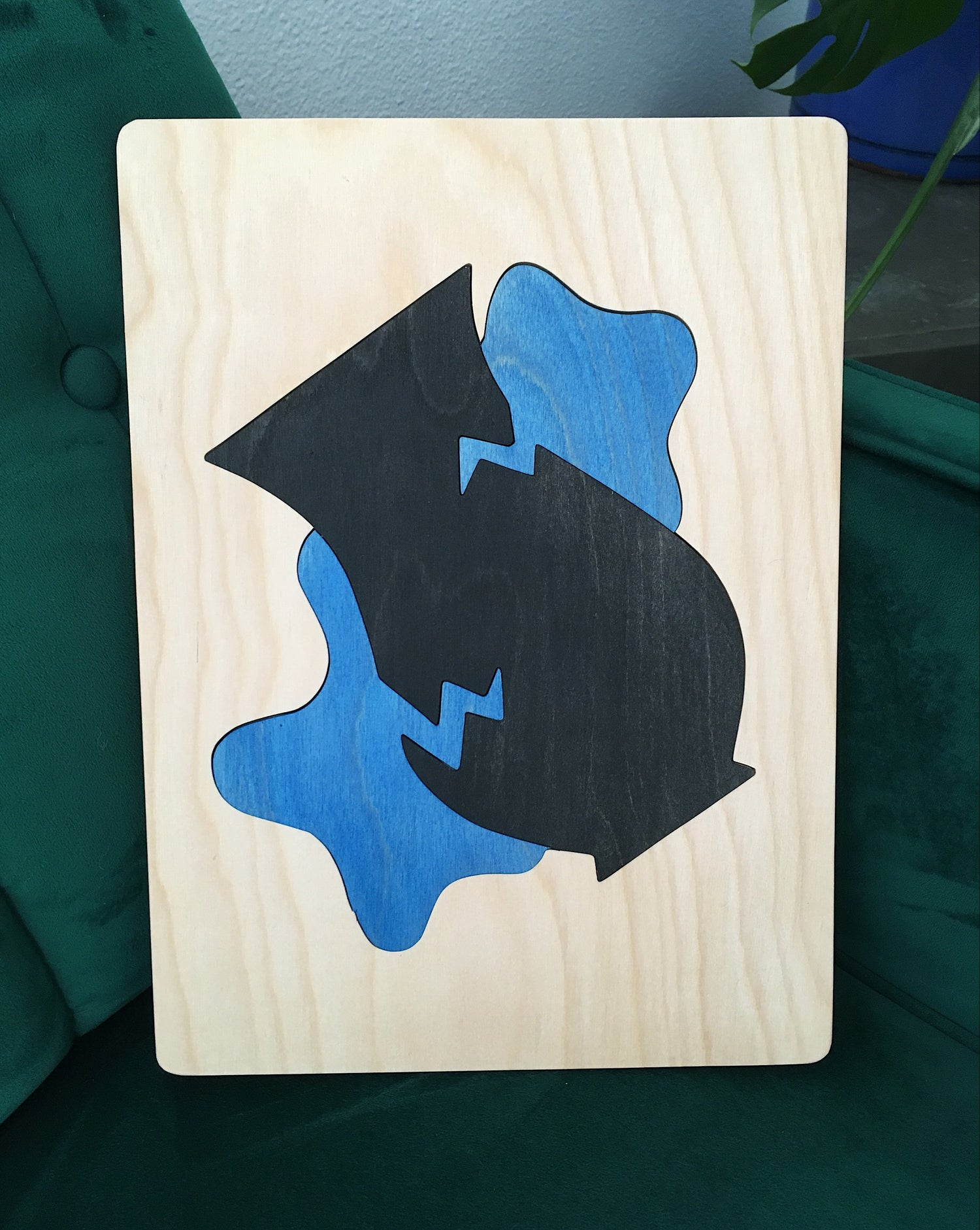 Image of Broken Vessel Wooden Jigsaw Puzzle