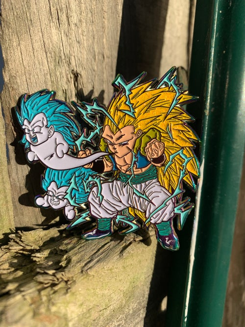 Image of Blindbag - Rainbow Glowtenks