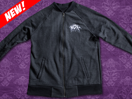 Image of MDK Original - Bomber Sweater