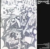 "Image of Precursor - ""Little People, Big Defects"" 12"" Mini Album"