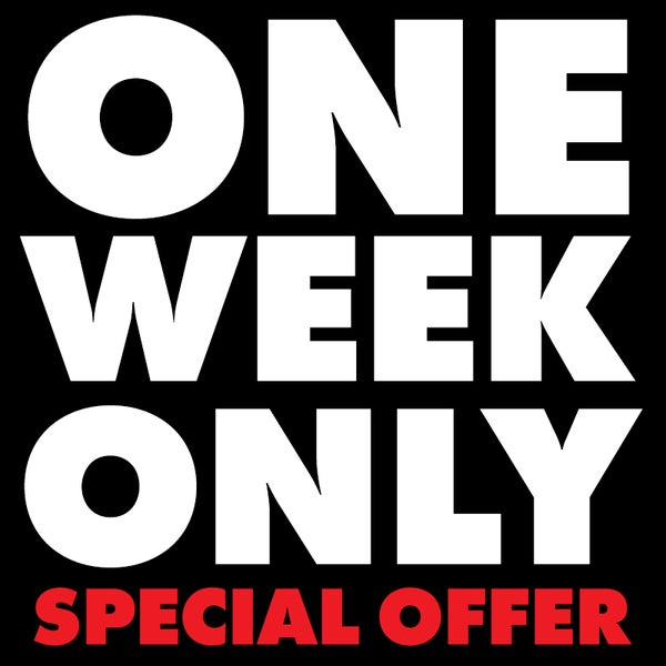 Image of SPECIAL OFFER *ONE WEEK ONLY*