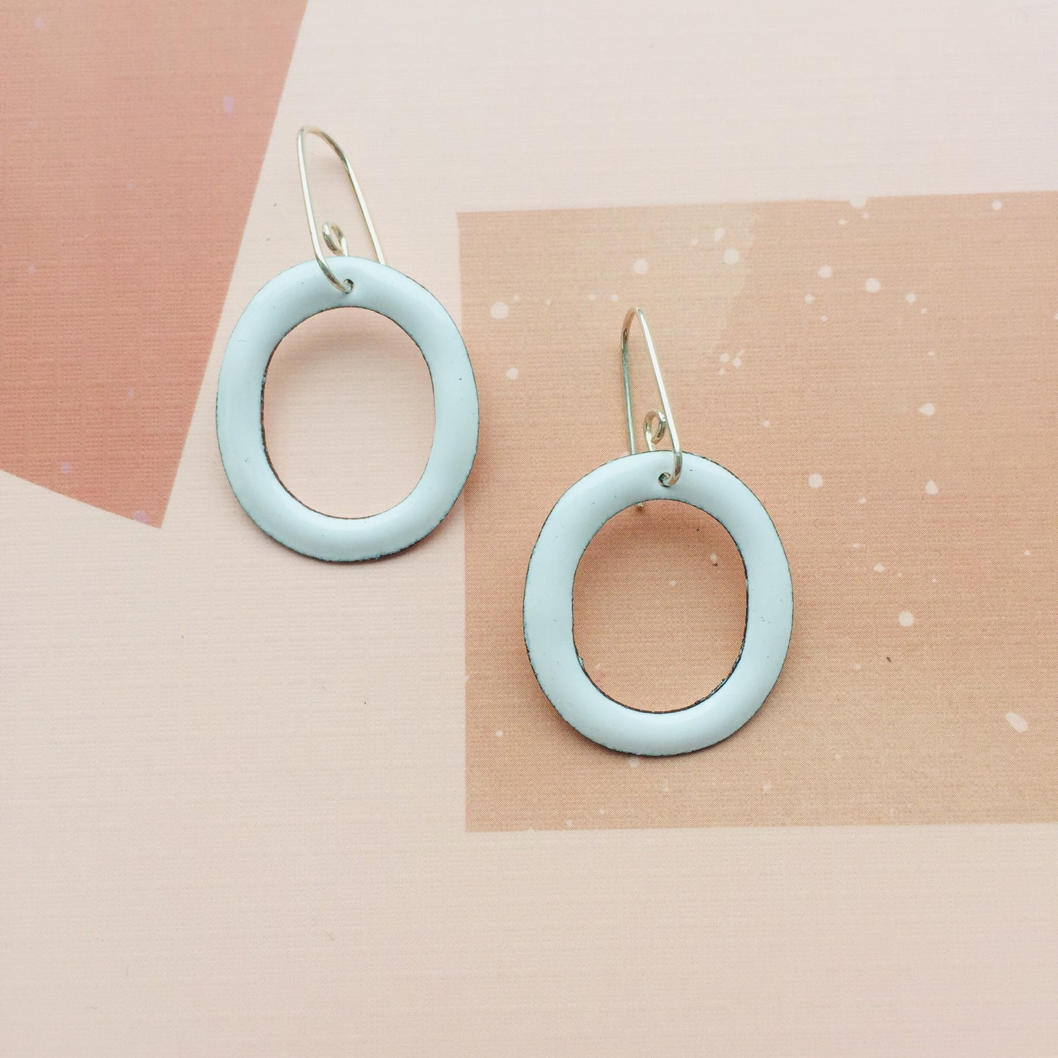 Image of Hoops - White - small