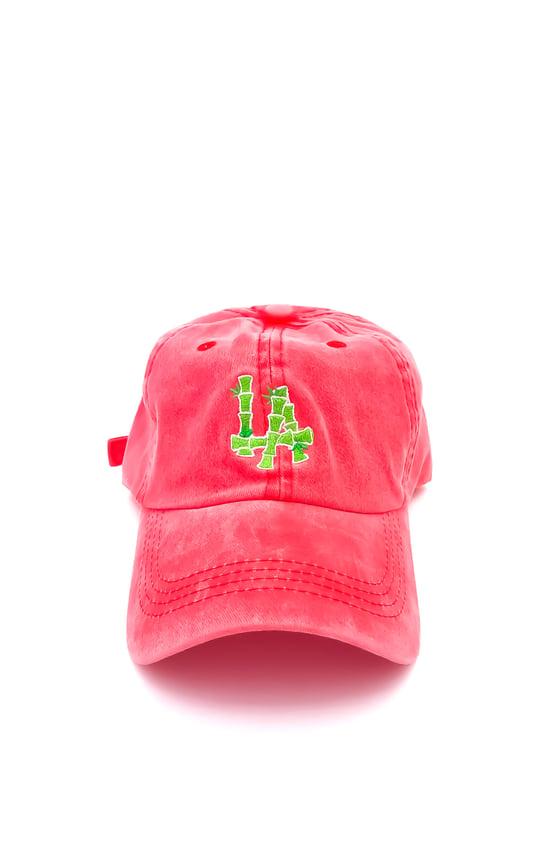Image of LA BAMBOO DAD HAT