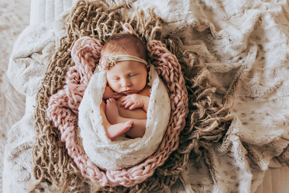 Image of NEWBORN FULL SESSION {$600}