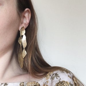 Image of verdure earring