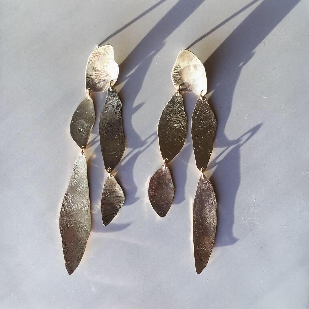 Image of verdure earring
