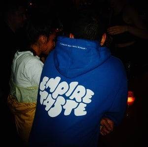 Image of Wealth Within Hoodie (Blue)