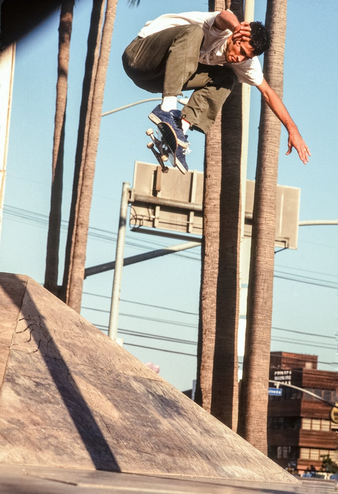 Image of Jason Lee, Santa Monica Blvd 1994
