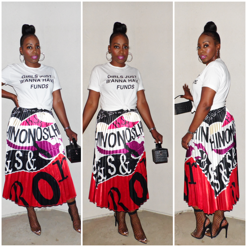 Image of PC-FASHION ICON SKIRT