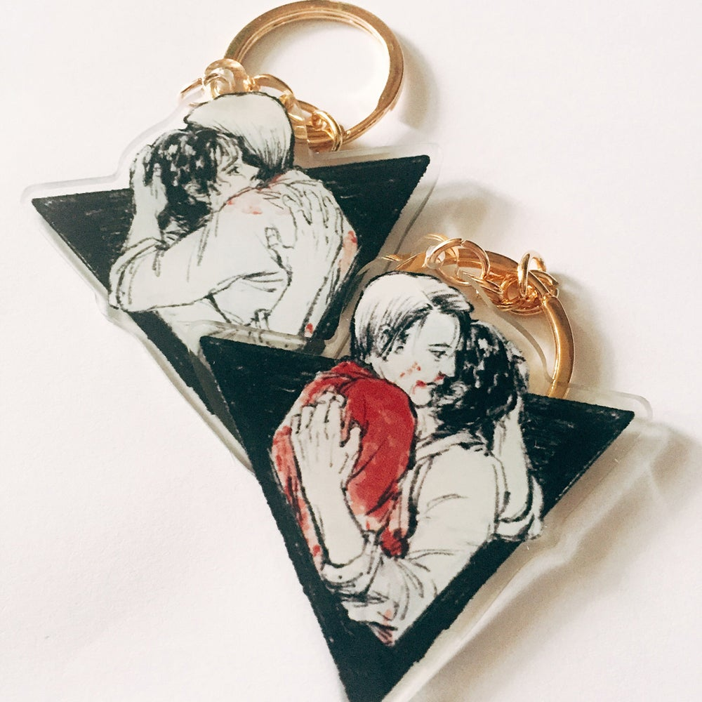 Image of Hannigram KeyCharm