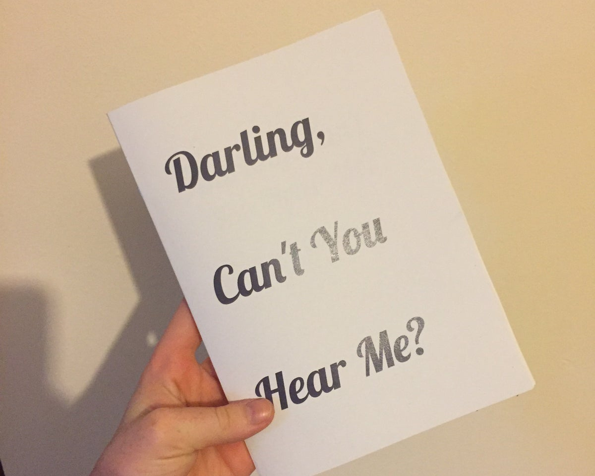 Image of Darling, Can't You Hear Me?