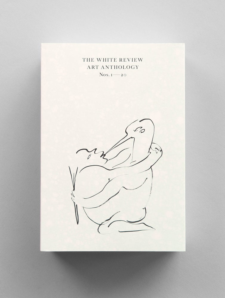 Image of The White Review Art Anthology Nos 1—20