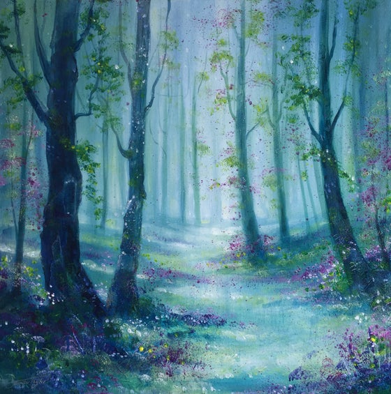 Image of Woodland Blossoms
