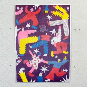 Image of Big Party A2 Riso
