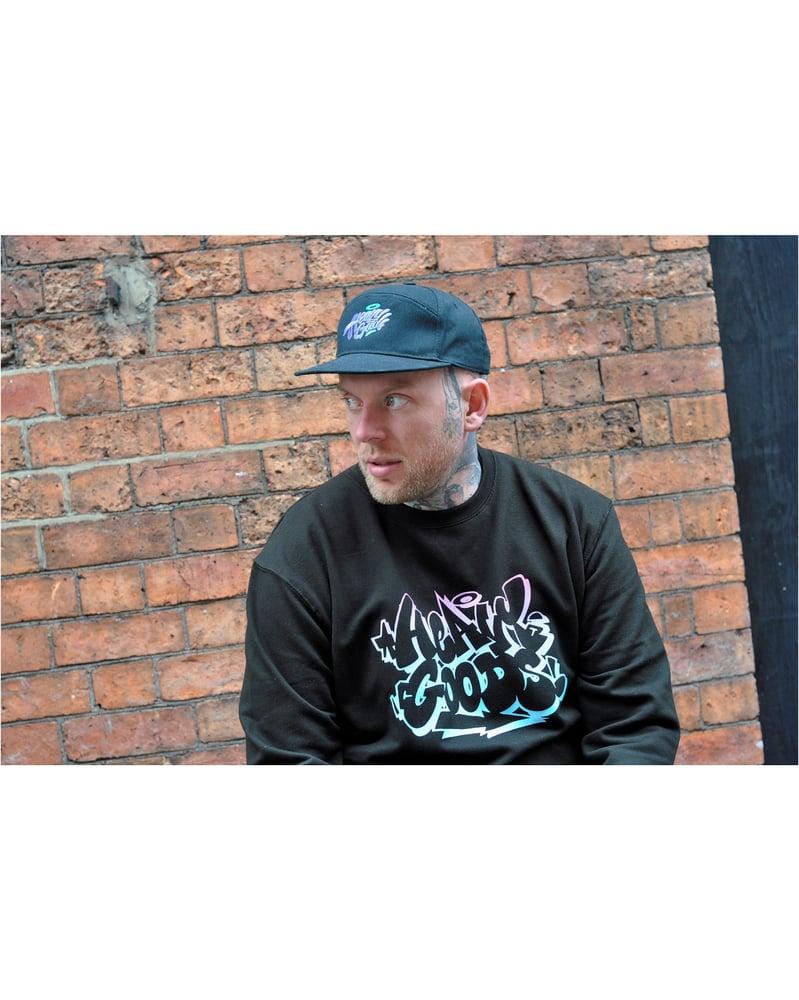 Image of Heavy Goods x Radio Sweater