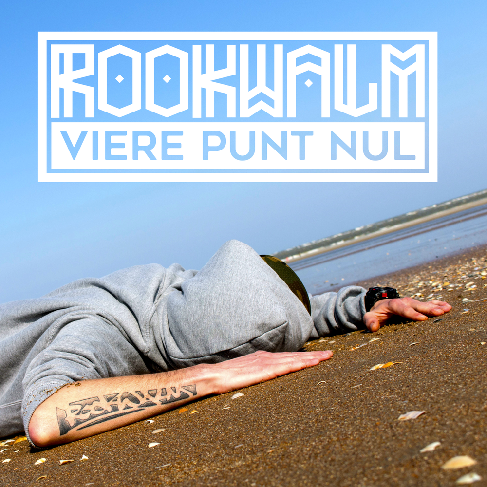 Image of Rookwalm 'Viere Punt Nul' Digipack