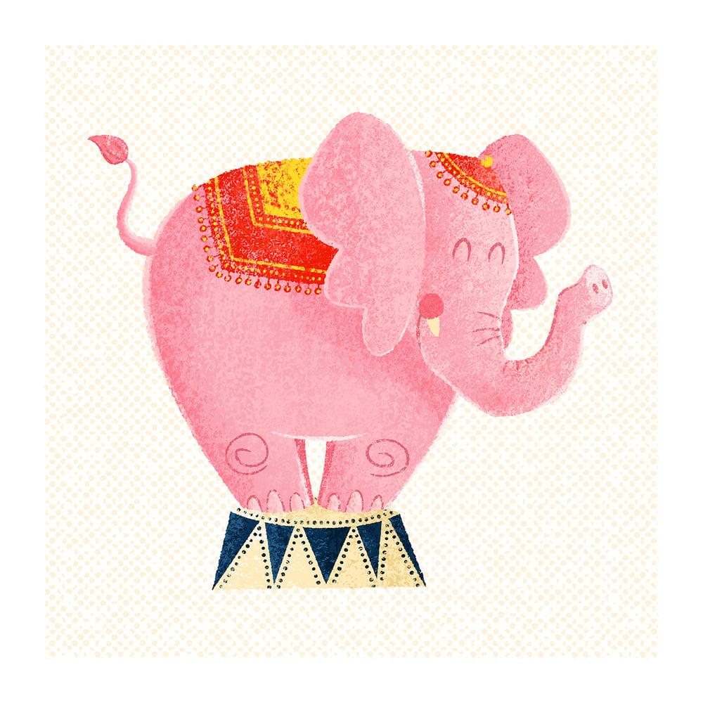 Image of Trompette l'éléphant | Trumpet The Elephant