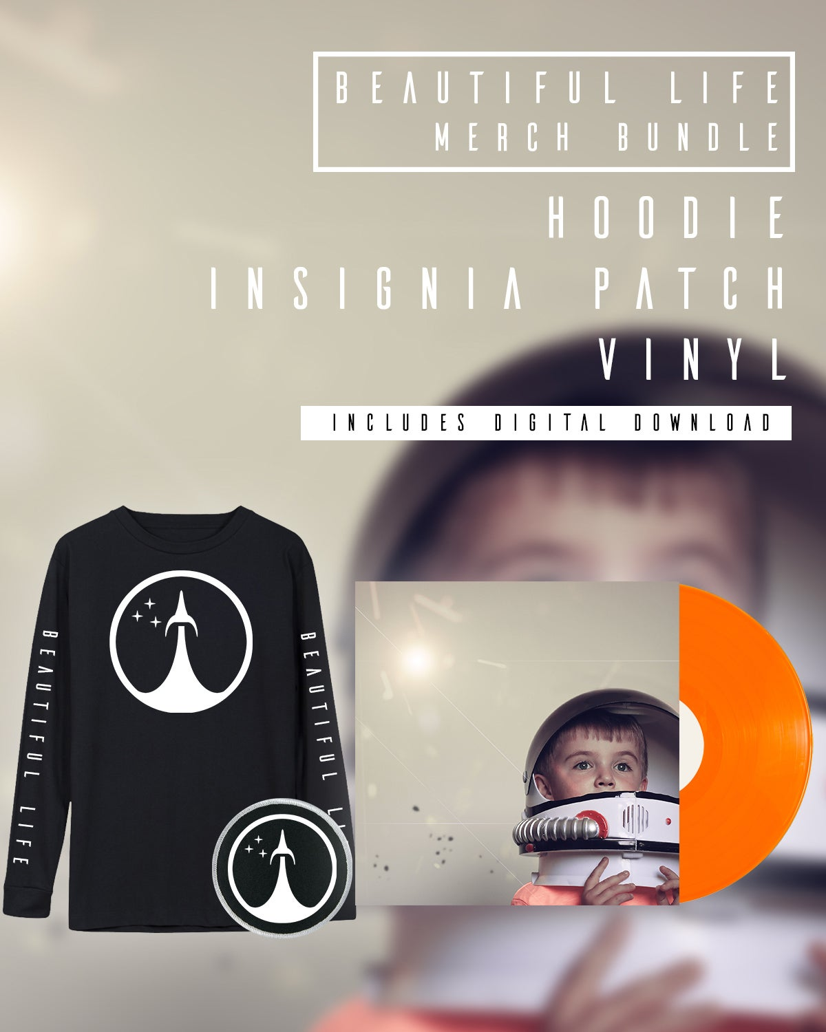 Image of Beautiful Life Longsleeve Bundle