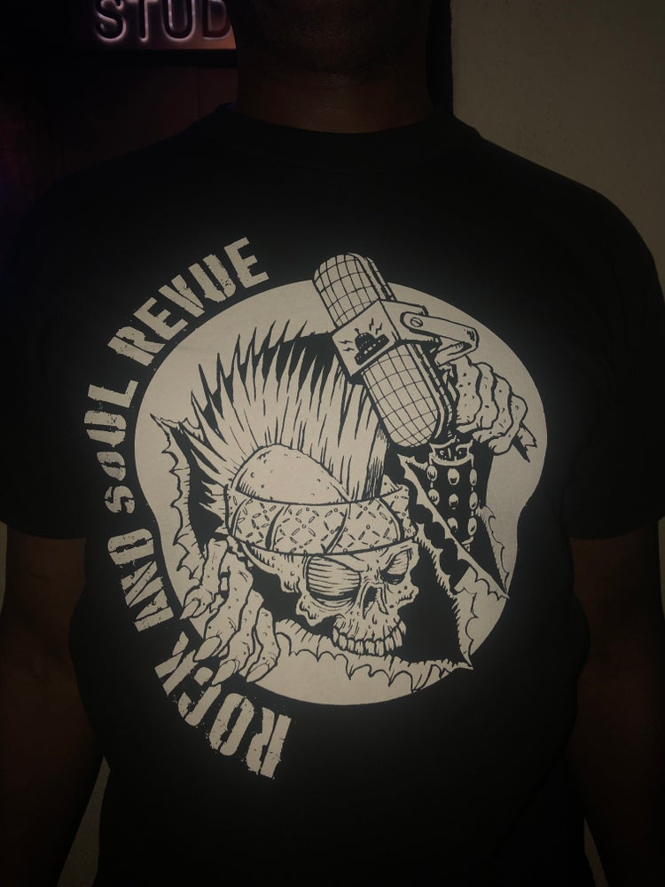Image of Official Rad Rich Rock n Soul Revue Shirts