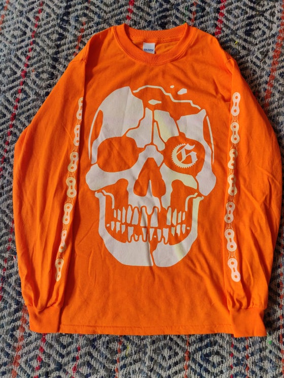 Image of Orange Splurge L2P Longsleeve
