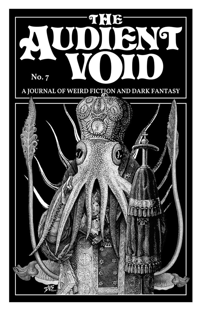 Image of The Audient Void Issue #7