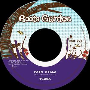 "Image of Tiawa - 'Pain Killa' / Manasseh - 'Too Dangerous Dub' (NEW UK vinyl 7"")"