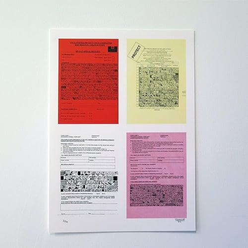 Image of HMP Brixton Prison Form Prints