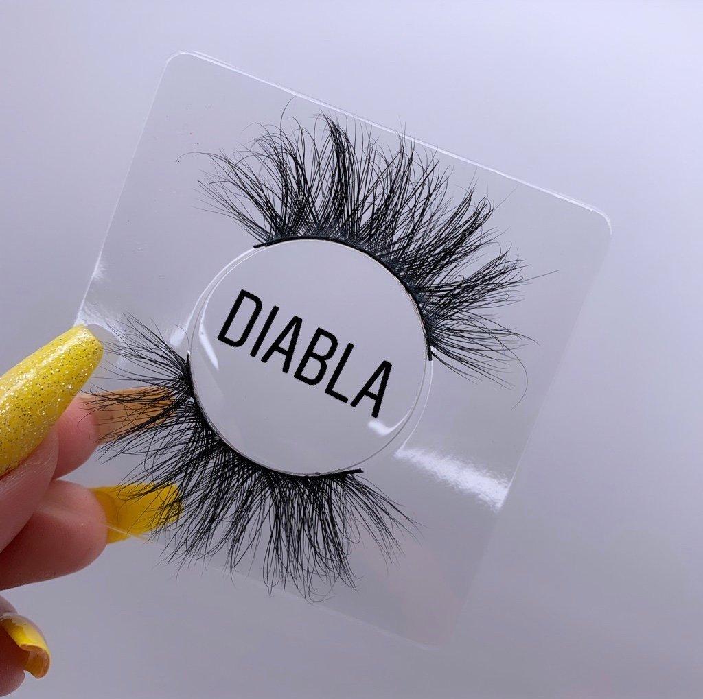 Image of DIABLA 25MM Lashes