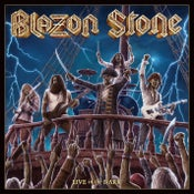 Image of BLAZON STONE - Live in the Dark CD