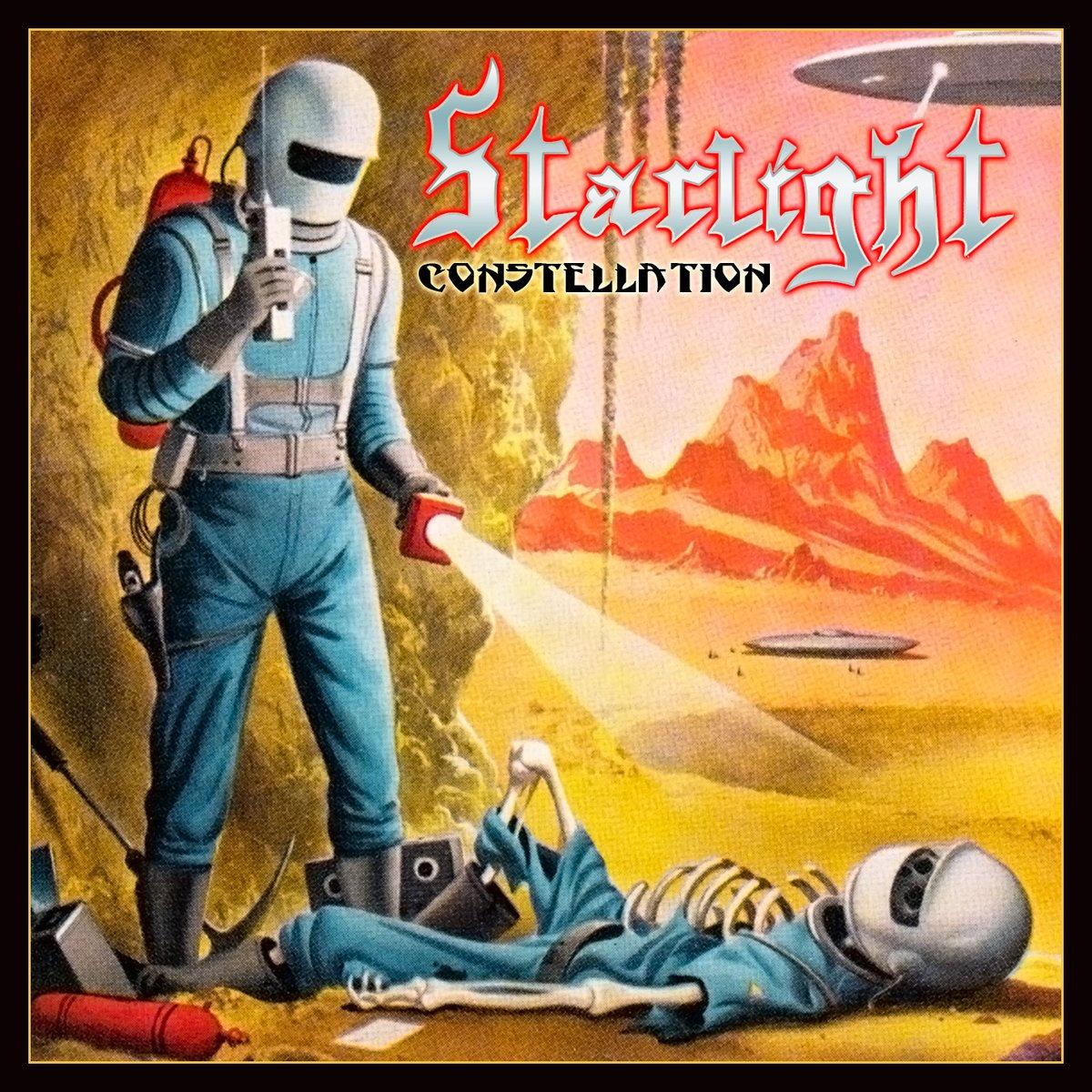 Stormspell Records Store Starlight Constellation Cd
