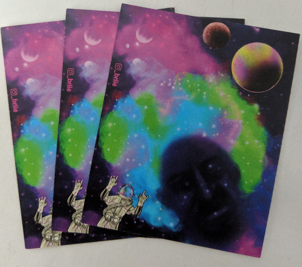 Image of THIZZ SPACE stickers