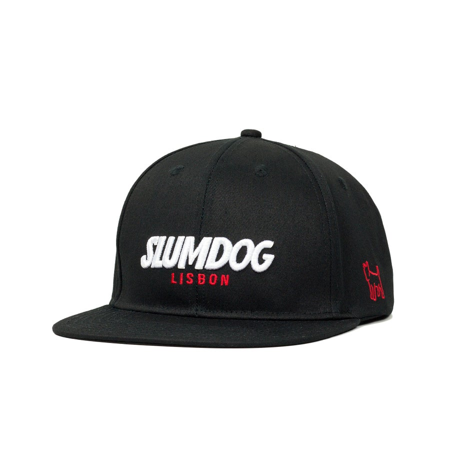Image of SNAPBACK <br> BLACK