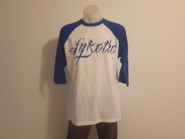 Image of OG Raglan 3/4 Sleeve (Royal)