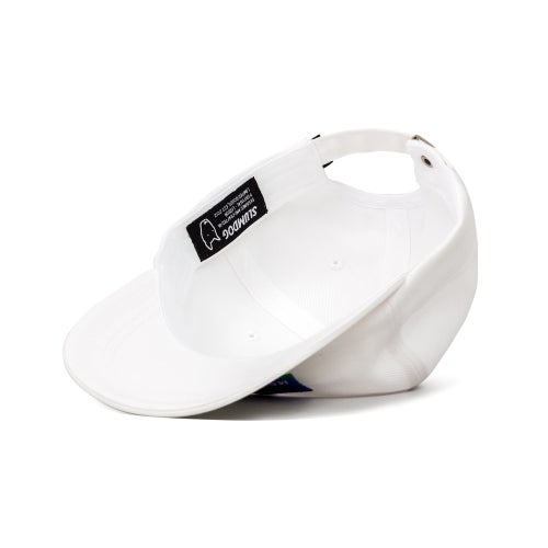 Image of POLO CAP <br> WHITE