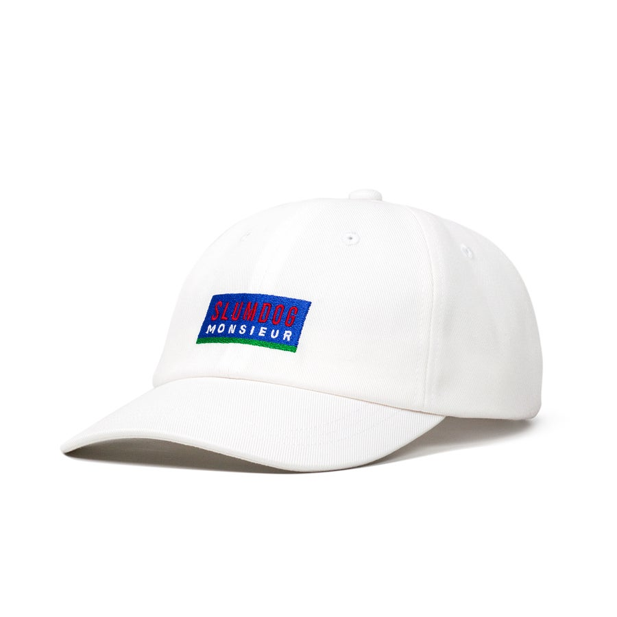 Image of POLO CAP <br> WHITE