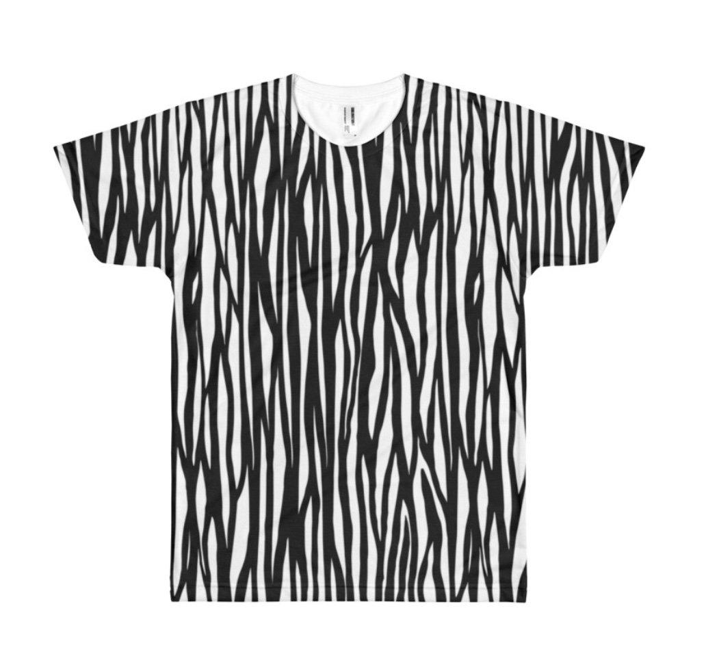 Image of Black/White T-Shirt