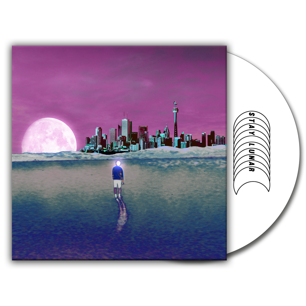 Image of Stay Lunar - Brainshake CD