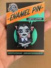 """Poisoned 2.0 1.75"""" Enamel Pin"""