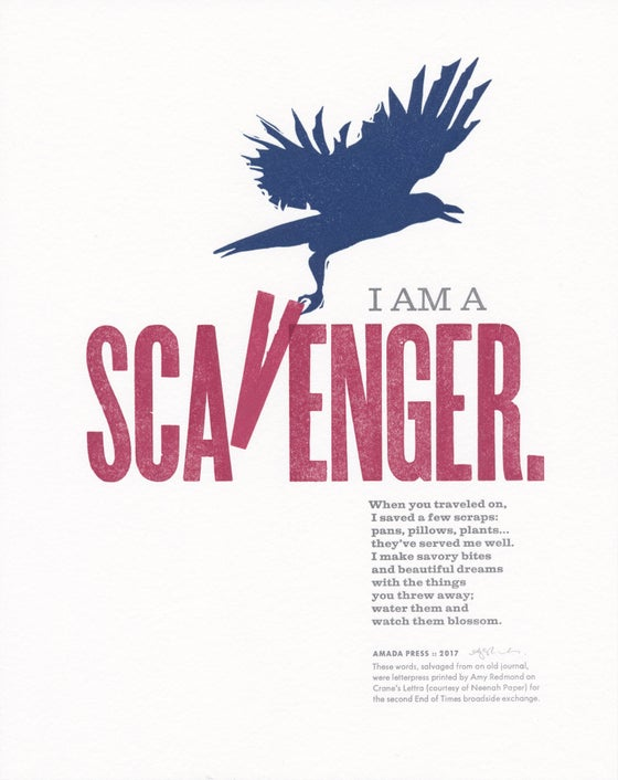 Image of Scavenger