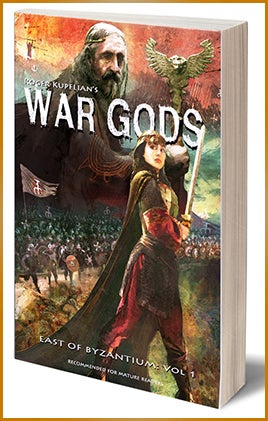 Image of EoB Vol1: WAR GODS Special Numbered Edition (only 301 Made)