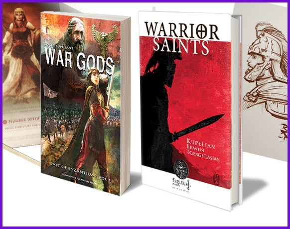Image of ELITE WARRIOR GIFT SET: Volume 1 Collectors Edition (while supplies last)
