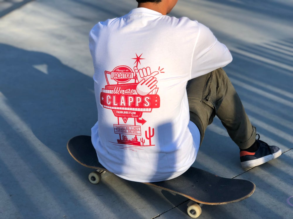 Image of Clapps Motel Long Sleeve