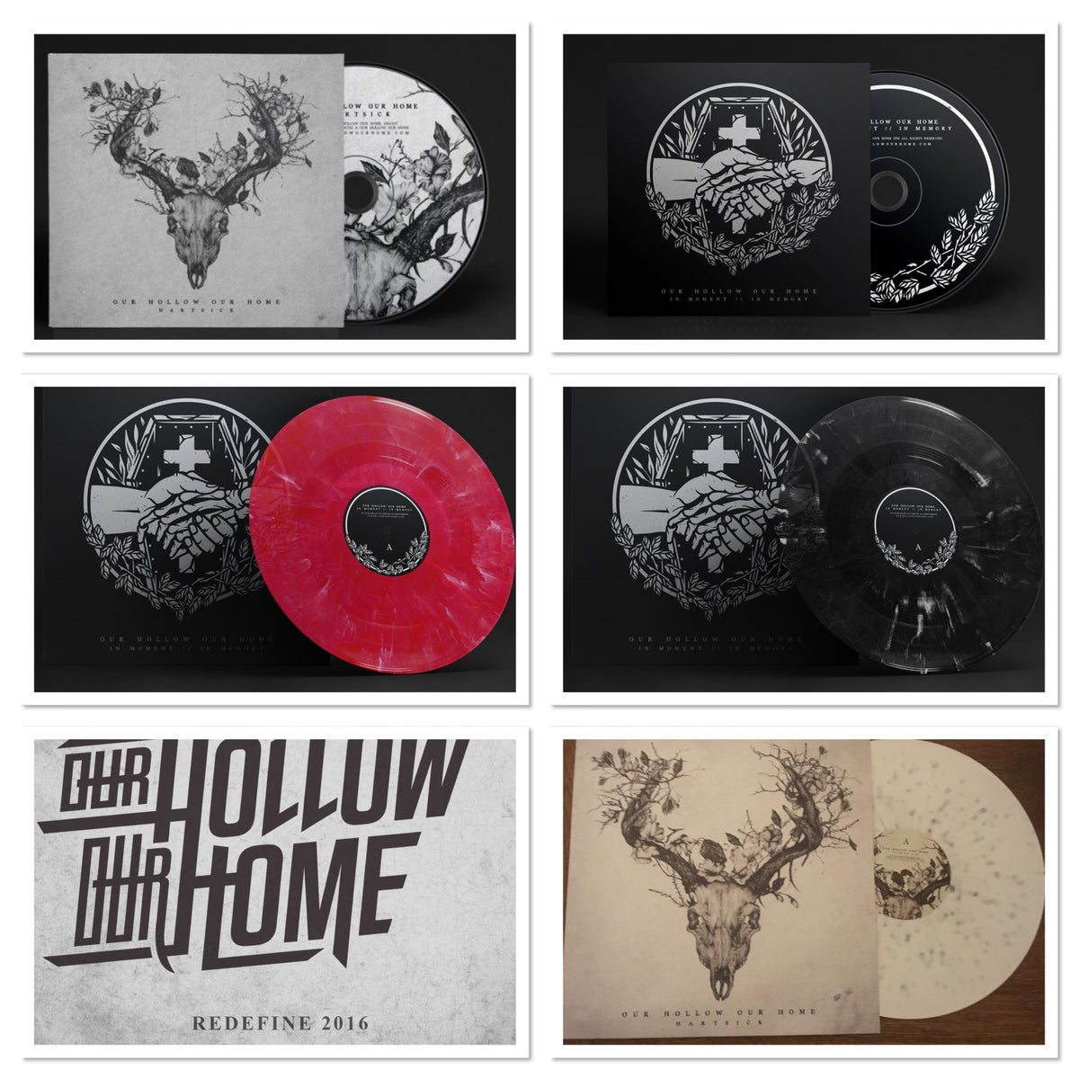 Image of OHOH CD & Vinyl Collection