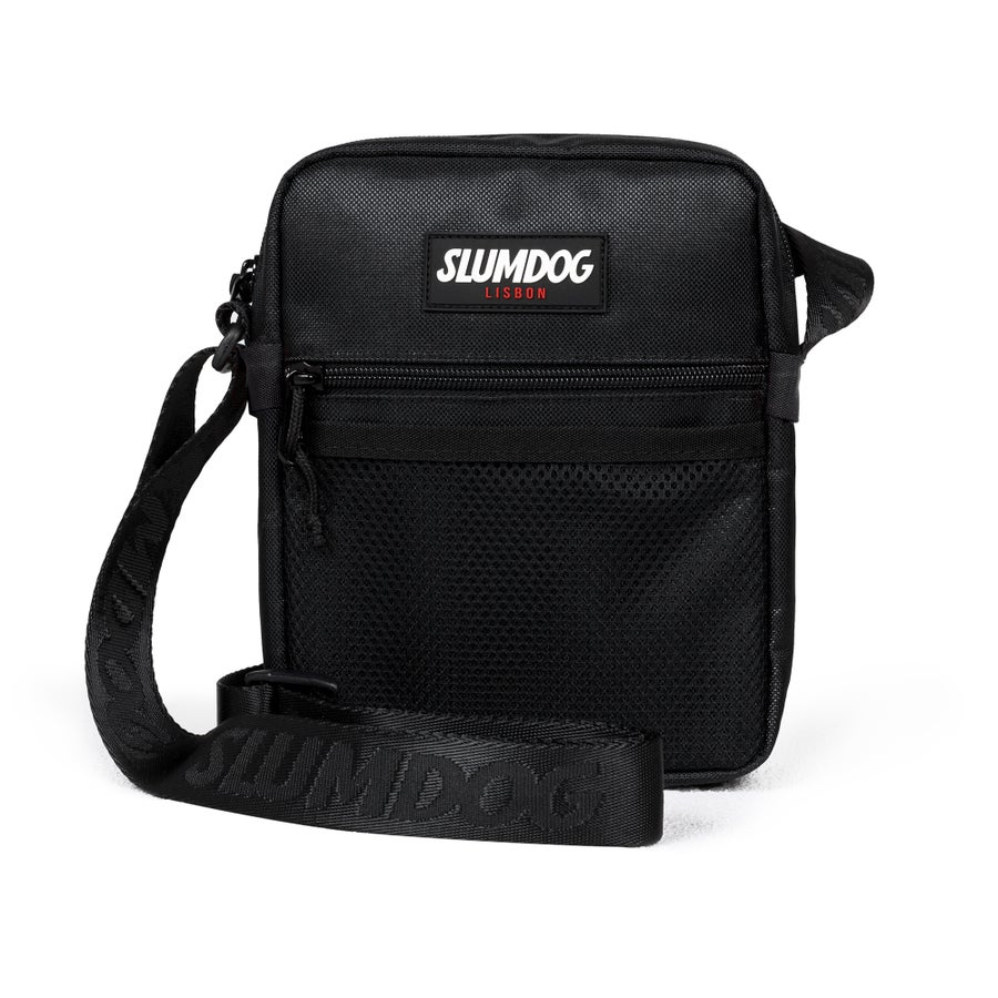 Image of SHOULDER BAG <br> BLACK