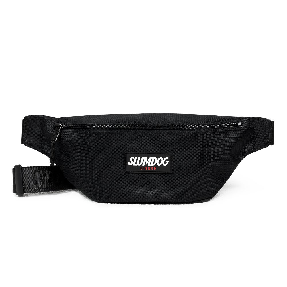 Image of WAIST BAG <br> BLACK