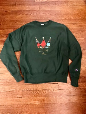 Image of Your Grace - Crewneck in Green
