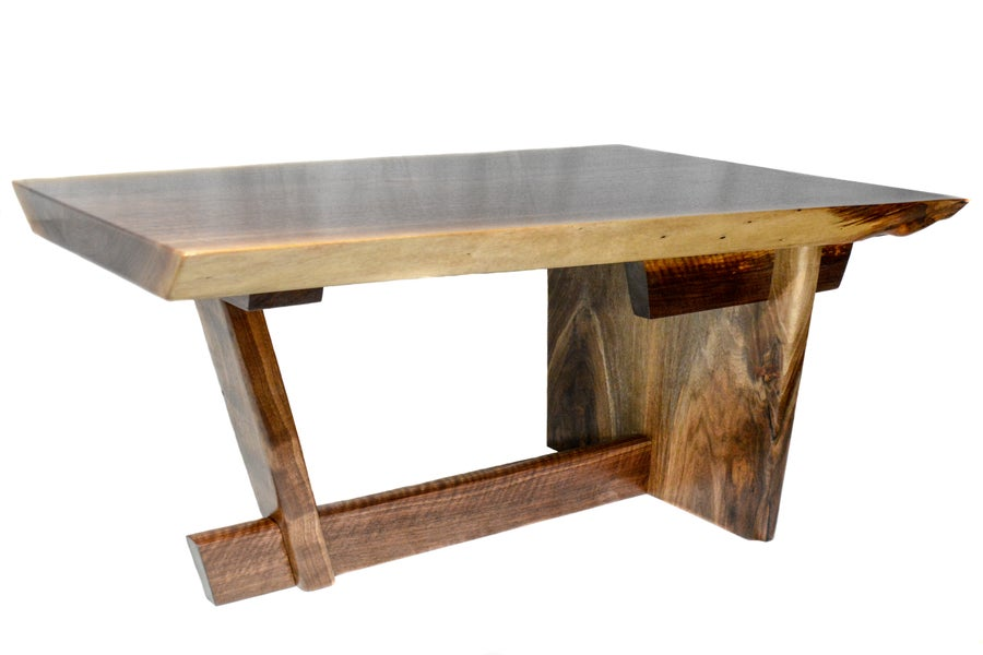 Image of Black Walnut Coffee Table