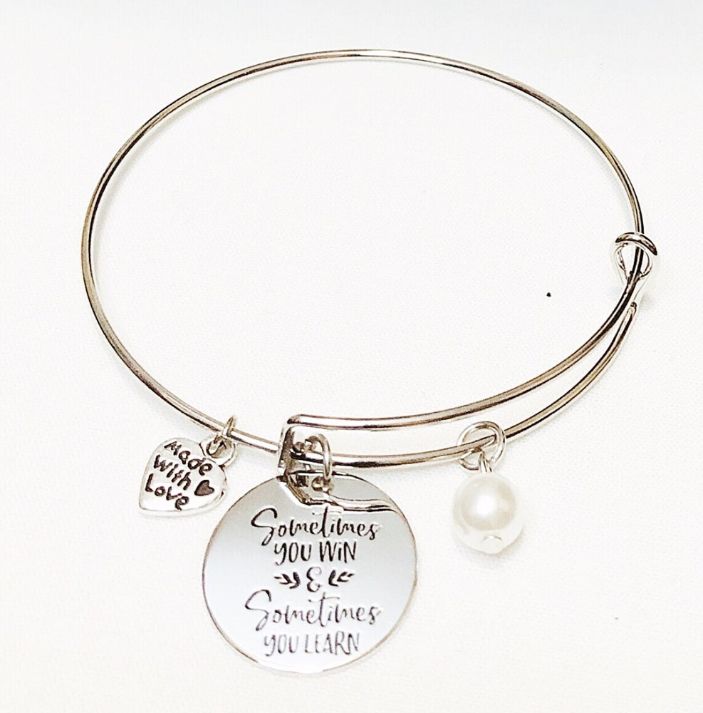 Image of Win & Learn Bangle