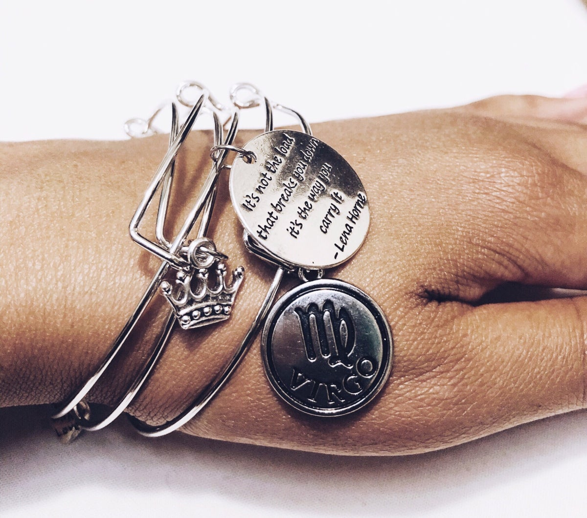 Image of Carry the Load Bangle
